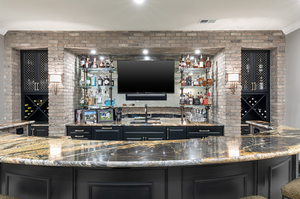 Basement Remodeling projects